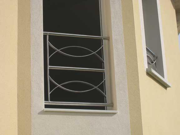 appuis de fenêtres en inox sur-mesure